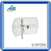 2.4g 24dbi parabolic outdoor antenna with n female LMR240