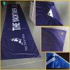 Custom Printed Polyester Fabric Banner/Promotional Poly Cloth Banner