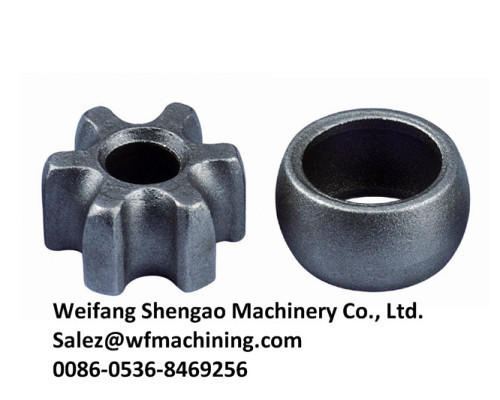 OEM Forging Parts for Steel Forging with Machining