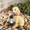 Dog Solar Lantern Light