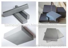 tungsten cemented carbide blank