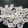 custom natural trochus button trocas shell button