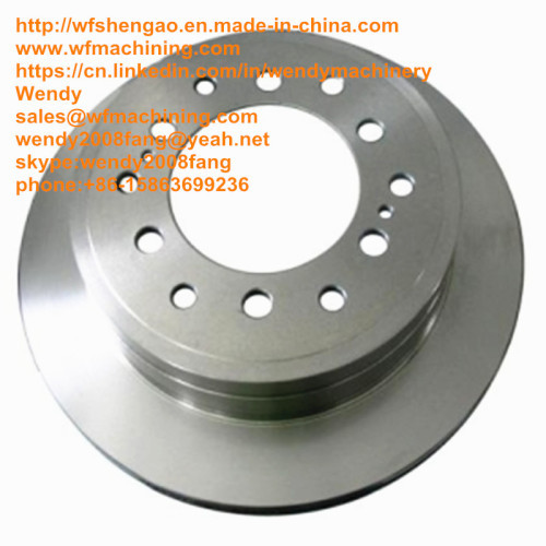 High Quality Carbon Truck Brake Disc