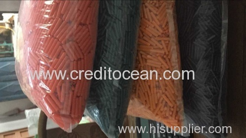 credit ocean shoelace acetate head with Color