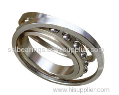 China Cheap High Quality Long Life Single Row Angular Contact Ball Bearing