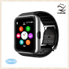 Health fitness smart watch monitoring heart rate