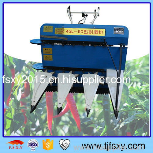 Hot Selling Belt Drive Pepper Harvester