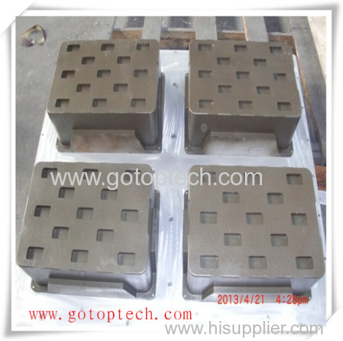 EPS Mould Packaging Mould for Polystyrene Shape Moulding Machine