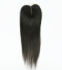 7A Cheap Brazilian Lace Closure Bleached knots Virgin Hair 4X4 Peruvian Straight