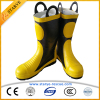 Metal Toe Steel Sole Insulating Waterproof Fire Boots Fire Fighting Boots