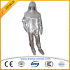 Fabirc Aluminized Film Flame Retardant Heat Protective Uniform