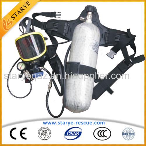 High Qaulity Hot Sale Carbon Fiber Gas Cylinder SCBA