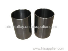 Standard punch and die cemented carbide bushings