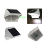 solar wall light for fence solar gate fencing light outdoor garden wall light