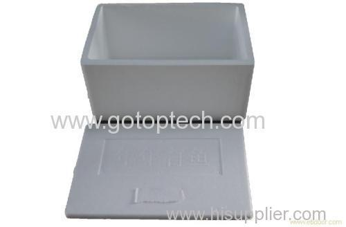 china polyfoam/ eps fish box plastic mould manufacturer for sale Factory Price EPS ice box mould