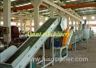 45# PE Film Recycling Machine / Automatic PET Recycling Plant