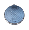 Ductile Iron Manhole Cover Casting Parts