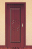 WOOD-PLASTIC COMPOSITE SWING DOOR