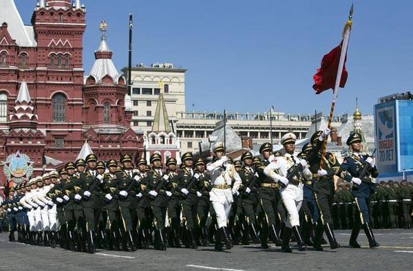 Celebrating China's WW2 Commemerative Parade