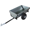 Fully galvanized 1/2T box trailer