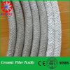 Fire Resistant Ceramic Fiber Square Braided Rope JC Textiles