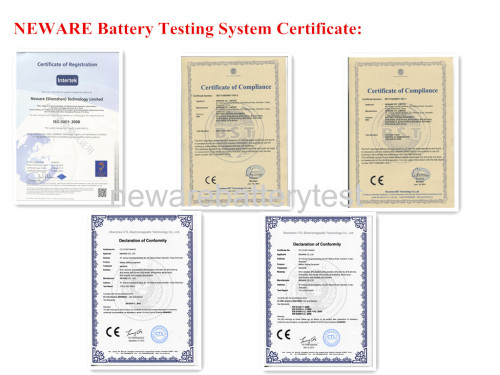 High Power battery testing system