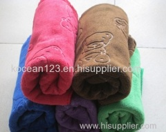 Microfiber Emboss Cleaning Cloth