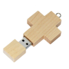 Wood Cross Pen Drive