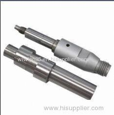Electric motor shafts CNC machining parts