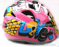 Gangcheng children safety bike helmet for sale skating helmet