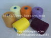 100% Virgin polyester spun yarn for sewing thread!