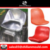 custom OEM plastic backrest chair mould with high precision in China