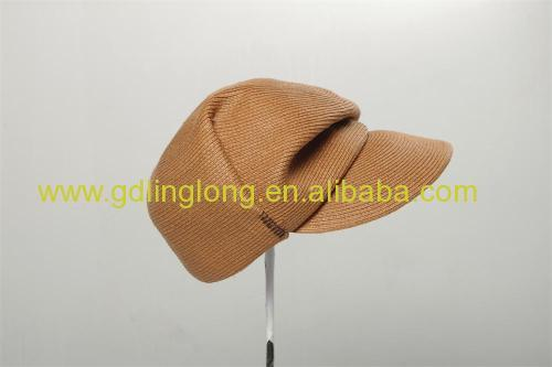 Adults Size Europe Fashion Style Paper Straw Hat