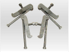 bailey bridge Transom clamp