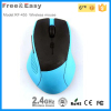 custom logo computer wireless optical mouse gaming
