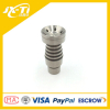 Grade 2 smoking titanium 14mm 18mm domeless nail