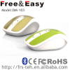 fashionable and comfortable 4d bluetooth Mouse With Over 12 Months Battery Life