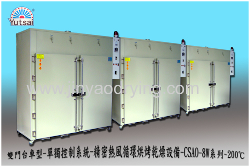 Hot air circulate drying Oven car type-supplier-Precision Hot Air Drying Oven