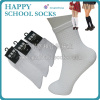 Summer thin mesh breathable school socks from children socks manufacture