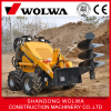 mini loader 200kg capacity wheel moving type GN380