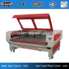 Auto feeding machine fabric cutting engraving machine fast speed laser cutter for fabric textile MC
