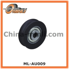 Plastic coated Pulley for Sliding Window and Door