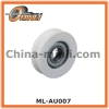 Plastic Pulley for Sliding Window and Door