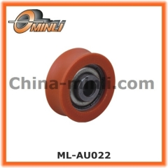 Plastic Pulley Plastic Bearing for Sport Equipment