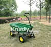 Dumping Cart/Trailer/Bike Trailer/dump trolley