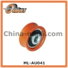 Plastic Pulley with U Groove Plastic Outer Ring