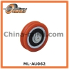 Small Plastic Nylon Pulley with Bearing for Window and Door