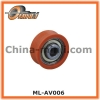 Steel Bearing with Nylon Coating