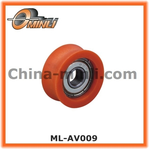 Steel Bearing with Plastic Coat