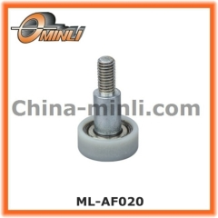 Plastic Pulley with Screw axle